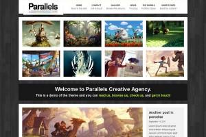 Parallels Premium WordPress Theme
