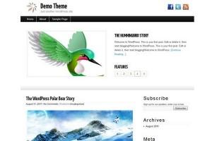 SimpleBlogger Free WordPress Theme