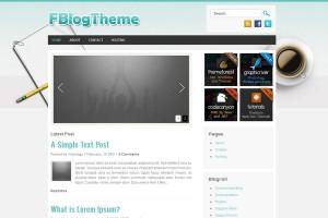 FBlog Free WordPress Theme