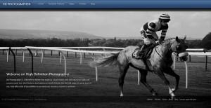 HD Photographer Premium WordPress Theme