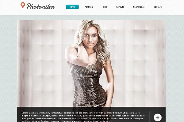 Photonika WordPress Theme