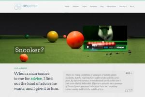 Progressio - A Premium Business WordPress Theme