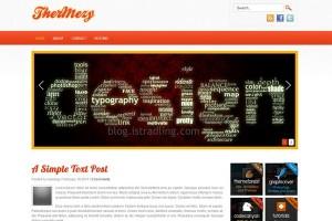 TherMezy Free WordPress Theme