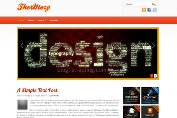 TherMezy Free WordPress Theme