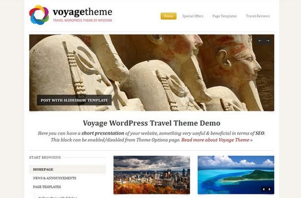 Voyage WP-Theme