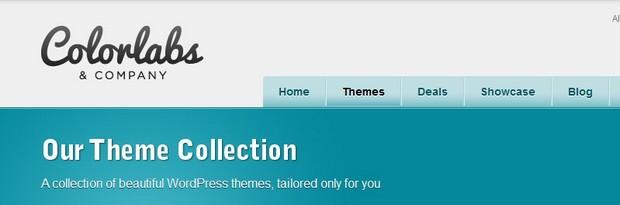 ColorLabs WordPress Themes