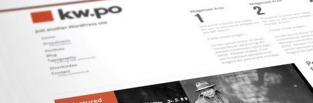 Kw.po WordPress Theme