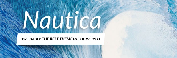 Nautica - A Multi-Purpose WordPress Theme
