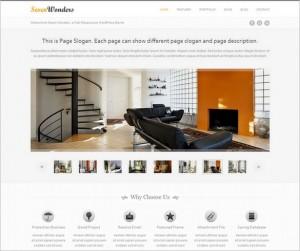 SevenWonders - A Responsive WordPress Theme