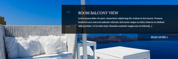 SixtyOne - A Beautiful Hotel & Resort WordPress Theme