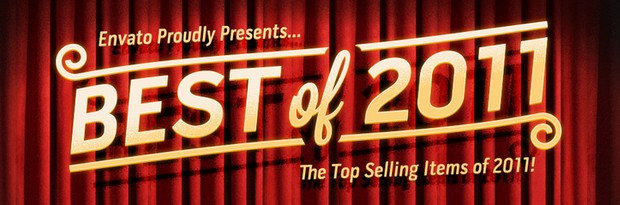 ThemeForest Top Item Selling-2011