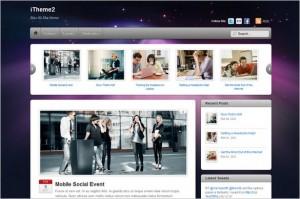 iTheme2 is a free WordPress Theme by Themify
