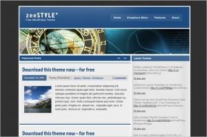 zeeStyle is a free WordPress Theme by ThemeZee.com