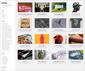 Artiste - A Portfolio WordPress Theme