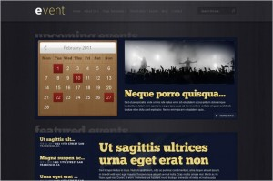Event is a WordPress Theme by Elegant Themes