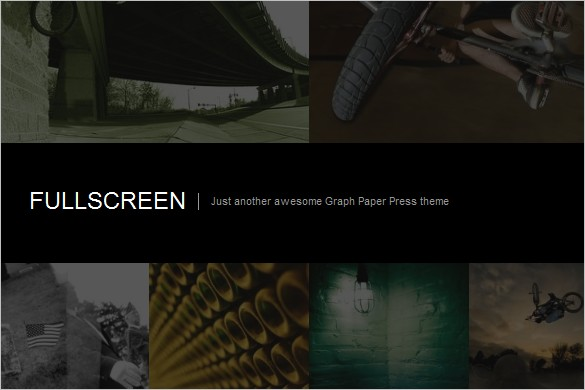 10 Free WordPress Themes from Graph Paper Press