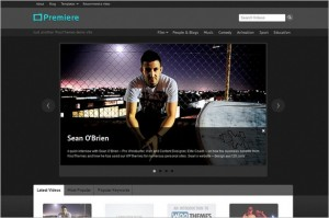 Premiere is a WordPress Theme by WooThemes
