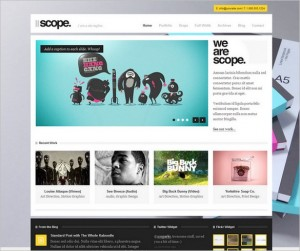 Scope is a Agency and Business WordPress Theme