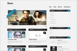 Amphion Lite is a free WordPress Theme