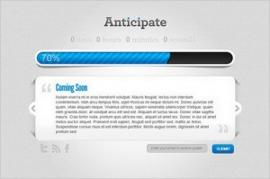 Anticipate WordPress Theme by Elegant Themes