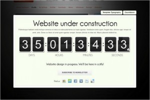 Coming Soon Landing Page is a premium WordPress Plugin