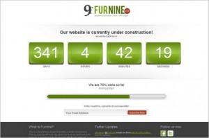 Furnine Under Construction Timer is a premium WordPress Plugin
