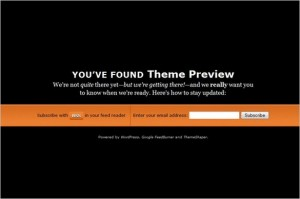 LaunchPad is a free Comming Soon WordPress Theme