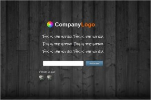 Liftoff - A Coming Soon WordPress Theme by Maxfoundry