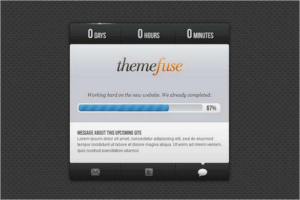 ThemeFuse Maintenance Mode is a free WordPress Plugin