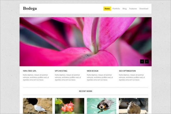 Bodega is a free WordPress Theme by WPExplorer.com