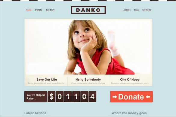 Danko is a free WordPress Theme by Themes Kingdom