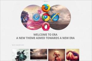 Era WP is a Portfolio WordPress Theme