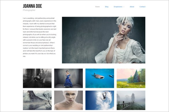 Hatch is a free Portfolio WordPress Theme