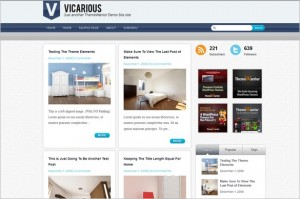 Vicarious is a WordPress Theme by ThemeWarrior