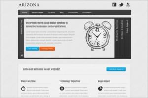 Arizona is a Free WordPress Theme by WPMeta