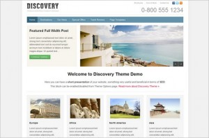Discovery is a WordPress Theme by WPZOOM