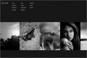 Exposure is a Responsive Photography WordPress Theme