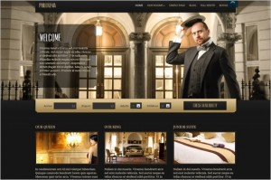 Philoxenia - A WordPress Theme for hotels