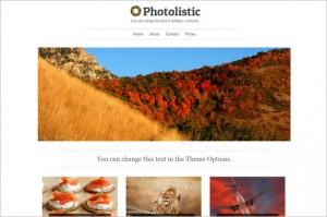 Photolistic – Free WordPress Theme for Photographers