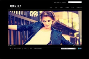 Rustik is a elegant WordPress Theme