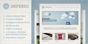 1418 Imperio is a creative WordPress Theme