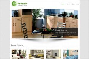 Andrina Lite is a free WordPress Theme by InkThemes