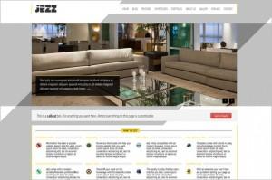 Jezz is a free Portfolio WordPress Theme from TutsPress