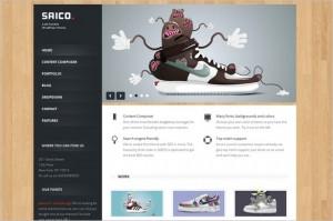 SAICO is a Premium Portfolio WordPress Theme