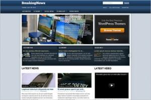 BreakingNewz is a free WordPress Theme by ThemeWarrior