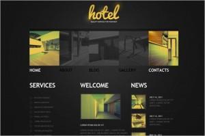 Hotel is a premium WordPress Theme