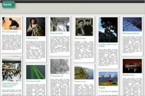 Kw.ma is a free WordPress Theme by Frédéric Serva