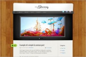 My Journey is a WordPress Travel Theme