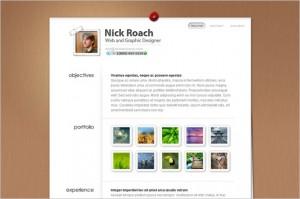 My Resume is a WordPress Theme by Elegant Themes