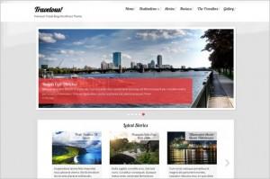 Travelous is a premium Travel WordPress Theme